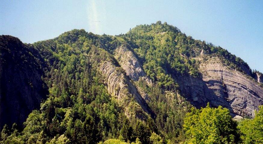Observation de La Paute, près de Bourg d'Oisans